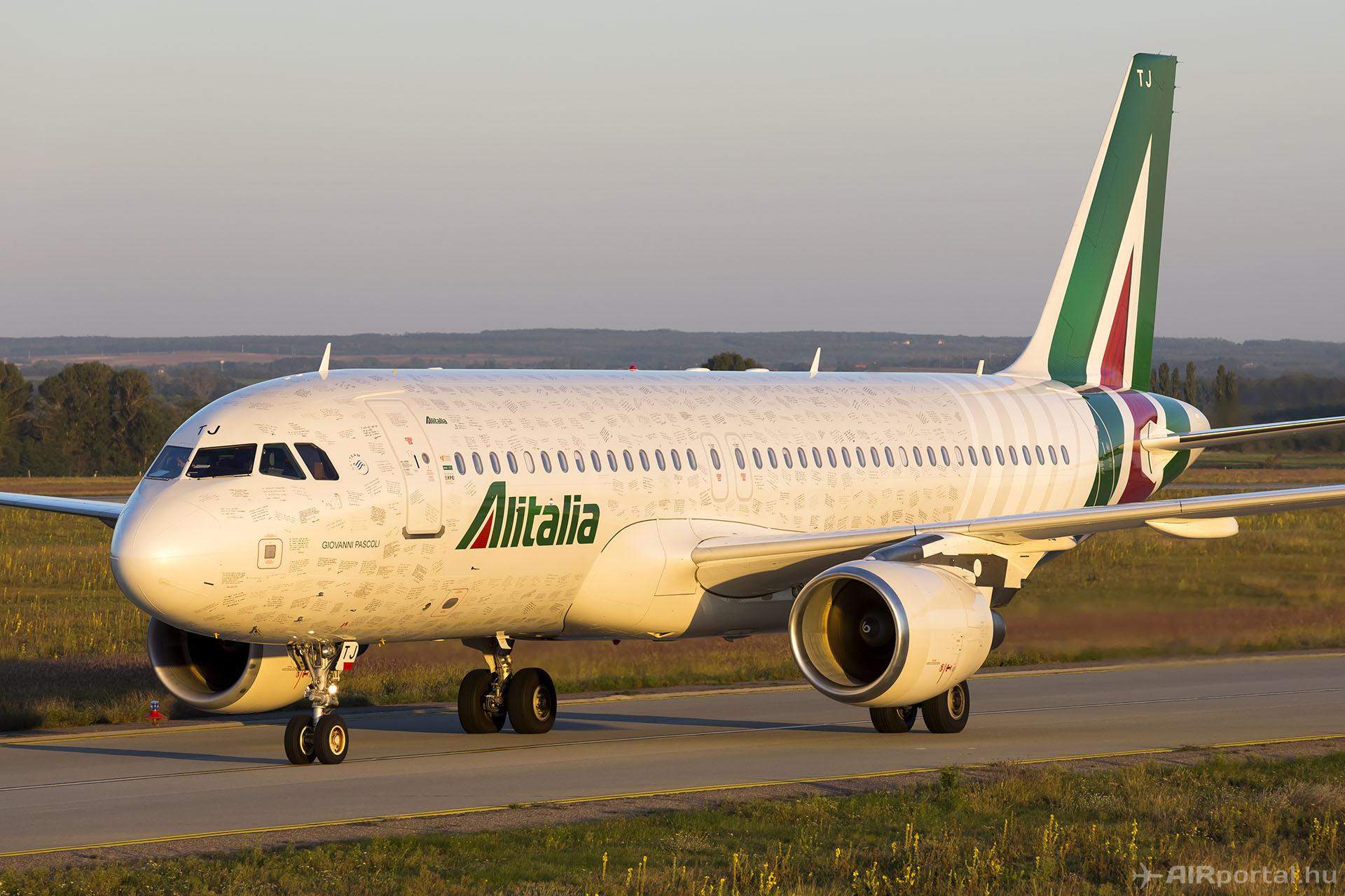 Akár az Alitalia most Etihad kezében lévő részesedés is német kézbe vándorolhat. Később akár az egész is. (Fotó: AIRportal.hu)   © AIRportal.hu