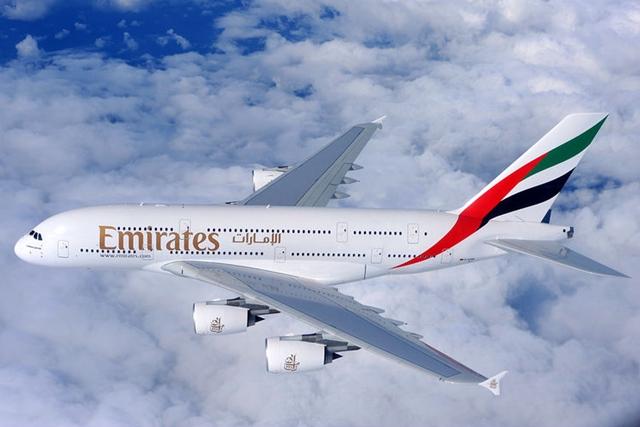 A jövő év helyett 2018-ban vesz át hat darabot az A380-asból a dubaji cég, a 2018-ra tervezettek közül pedig szintén hatot 2019-ben (Forrás: Emirates) | © AIRportal.hu
