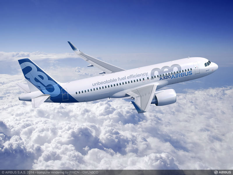 Grafika: Airbus Industries   © AIRportal.hu