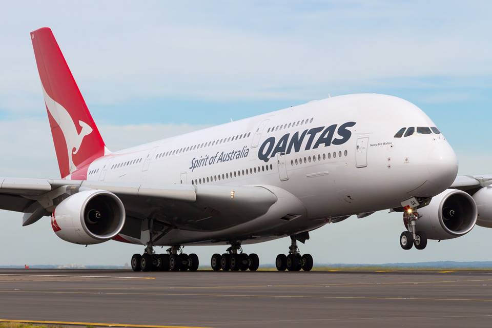 Fotó: Qantas | © AIRportal.hu