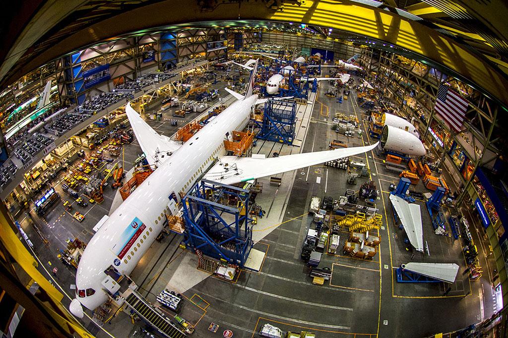A 787-esek szépen fogynak, még hétszáz példányra van megrendelés (Fotó: Boeing) | © AIRportal.hu