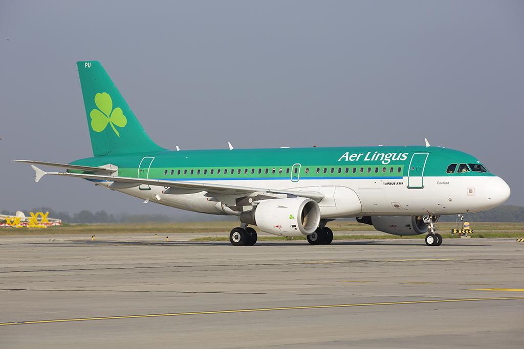 Először szerepel a holding statisztikájában teljes időszakra az ír zászlóvivő (Fotó: AIRportal.hu) | © AIRportal.hu