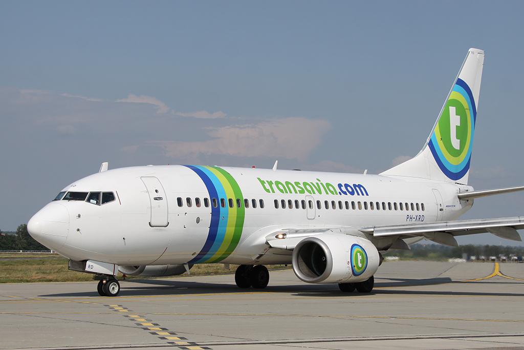 Szárnyalt a Transavia a tavalyi évben, 22 százalékkal növelte utasszámát (Fotó: AIRportal.hu) | © AIRportal.hu
