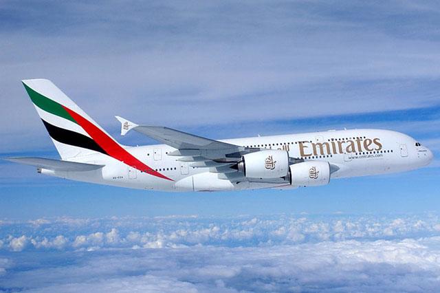 Nem akar közösködni senkivel, és továbbra is bízik az Airbus A380-asban a dubaji légitársaság (Fotó: Emirates) | © AIRportal.hu