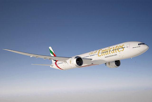 Két verzióban is rendelt a Boeing 777X-ből az Emirates (Grafika: Boeing) | © AIRportal.hu