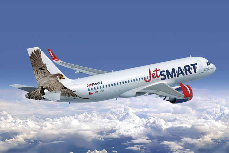 Még az idén elindítaná első járatait az új chilei ultra-fapados (Forrás: Jetsmart via Aero.de) | © AIRportal.hu
