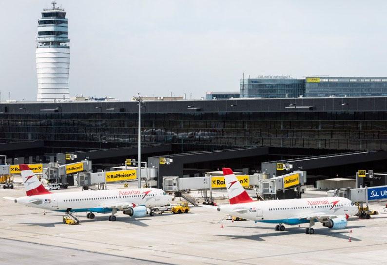 Nincs jelentős bővülés a schwechati légikikötőben, de lassan és biztosan növekszik az utasok száma (Fotó: Vienna Airport) | © AIRportal.hu