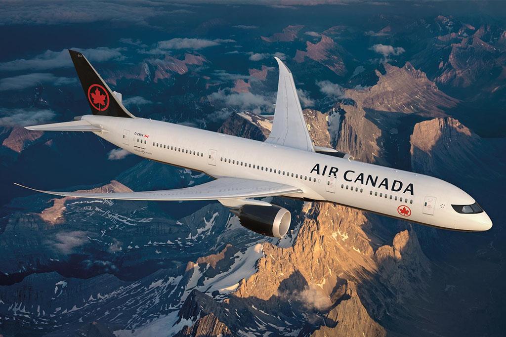 Az Air Canada kapott egy újabb Dreamlinert, bár még a régi festésben. (Grafika: Ai Canada) | © AIRportal.hu