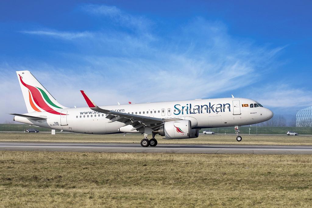 Fotó: Sri Lankan | © AIRportal.hu