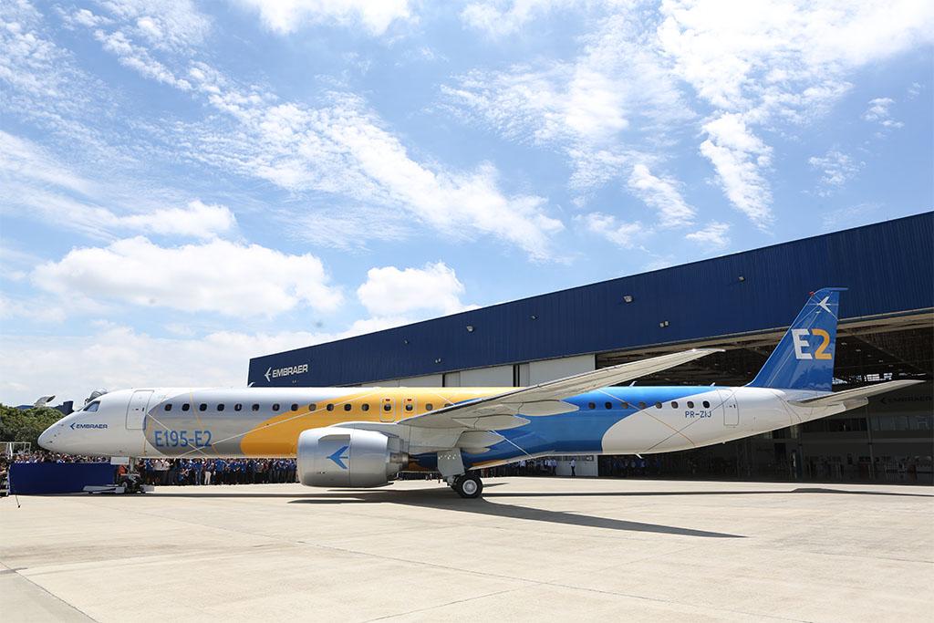 Fotó: Embraer | © AIRportal.hu