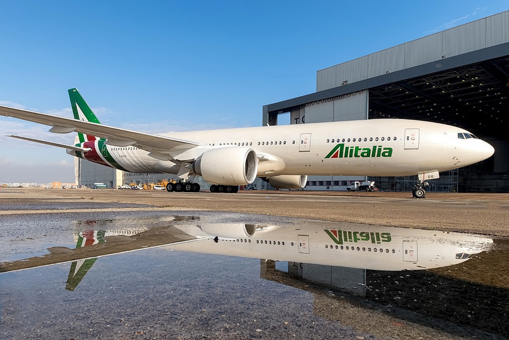 Fotó: Alitalia   © AIRportal.hu