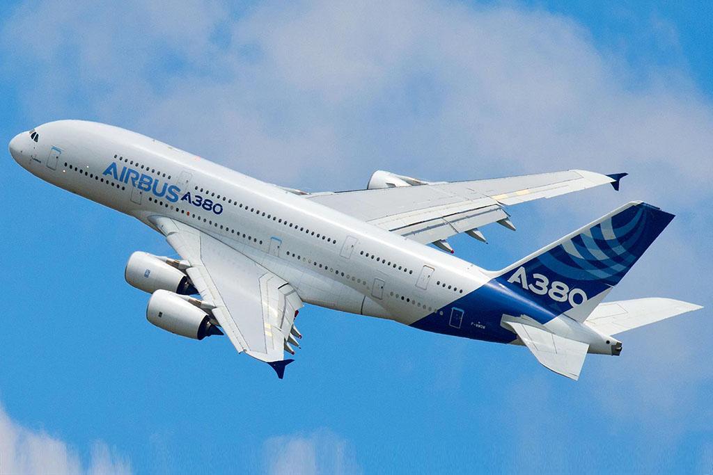 Kisebb fejlesztéseken dolgozik az Airbus, a wingtip fence-t nagyobb wingletek válthatják fel (Fotó: Airbus) | © AIRportal.hu
