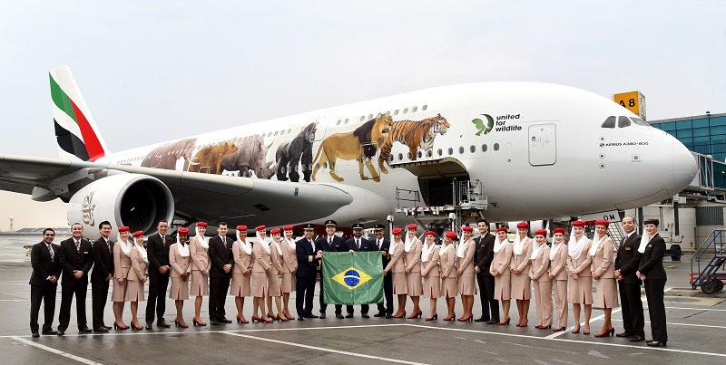 Forrás: Emirates | © AIRportal.hu
