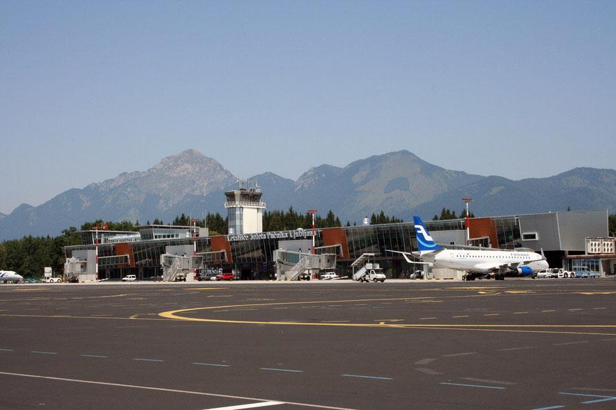 Forrás: Ljubljana Airport | © AIRportal.hu
