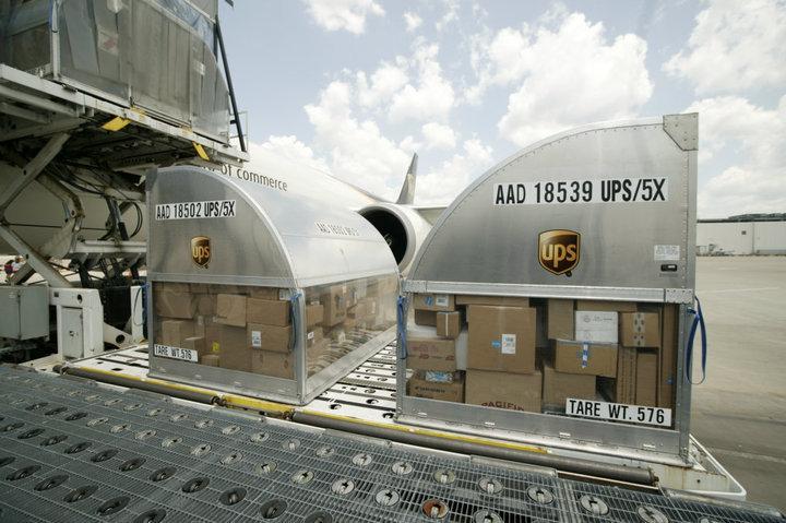 Fotó: UPS | © AIRportal.hu