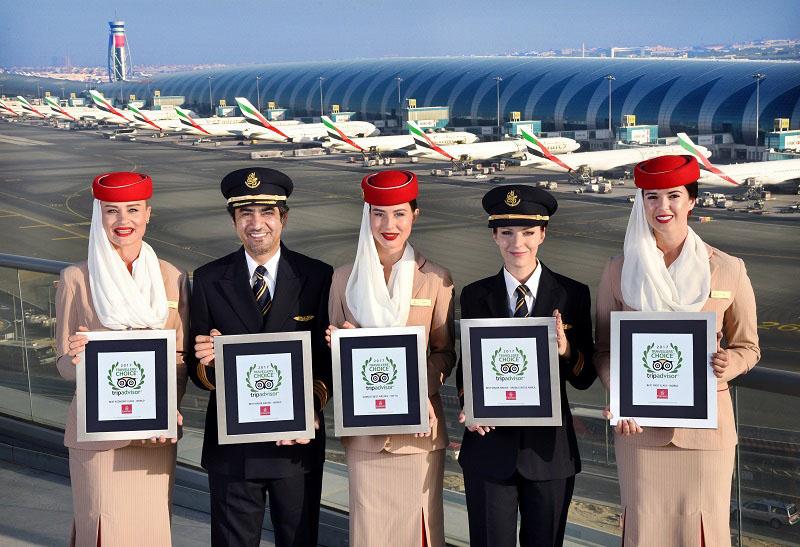 A leg-leg-leg... (Forrás: Emirates) | © AIRportal.hu