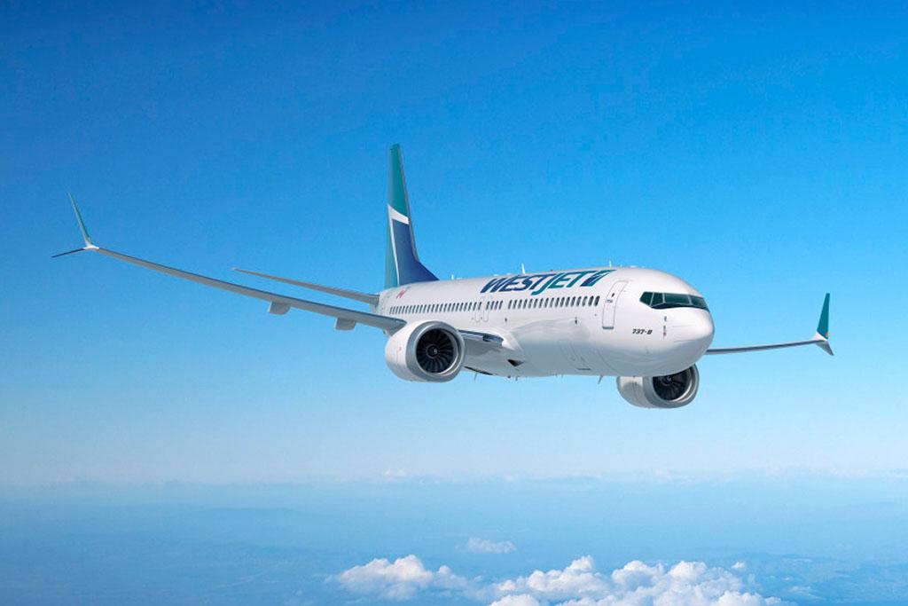 A WestJet még 2013-ban rendelt meg 65 darab Boeing 737 MAX repülőgépet. (Forrás: WestJet) | © AIRportal.hu