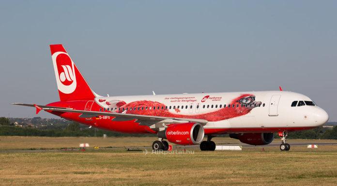 Legalább öten pályáznak a fizetésképtelen Air Berlin légitársaságra