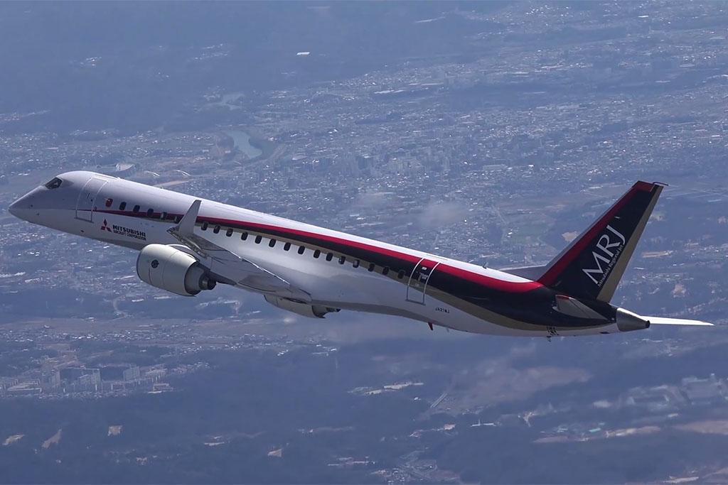 Fotó: Mitsubishi Aircraft Corporation | © AIRportal.hu