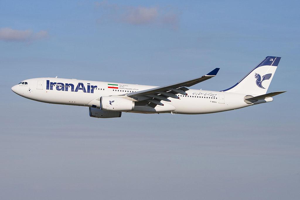 Az Iran Air első új Airbus A330-as repülőgépe. (Forrás: Airbus) | © AIRportal.hu