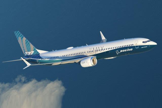 A Boeing 737 MAX 10X (Forrás: Boeing) | © AIRportal.hu
