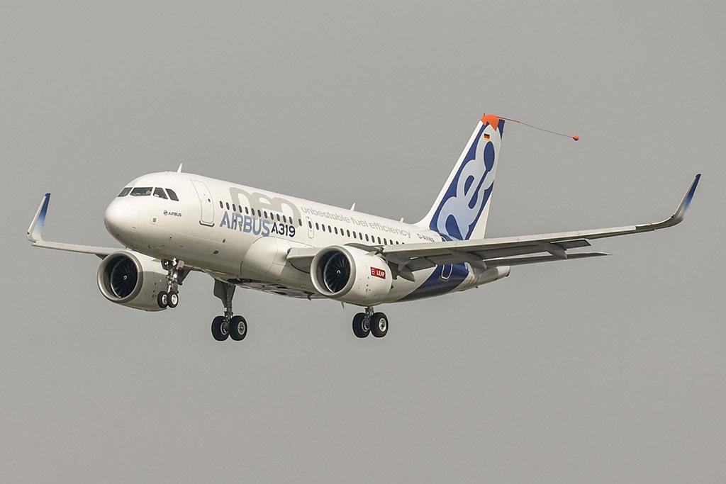 Az új generációs típusváltozat szűzrepülése (Fotó: Airbus) | © AIRportal.hu