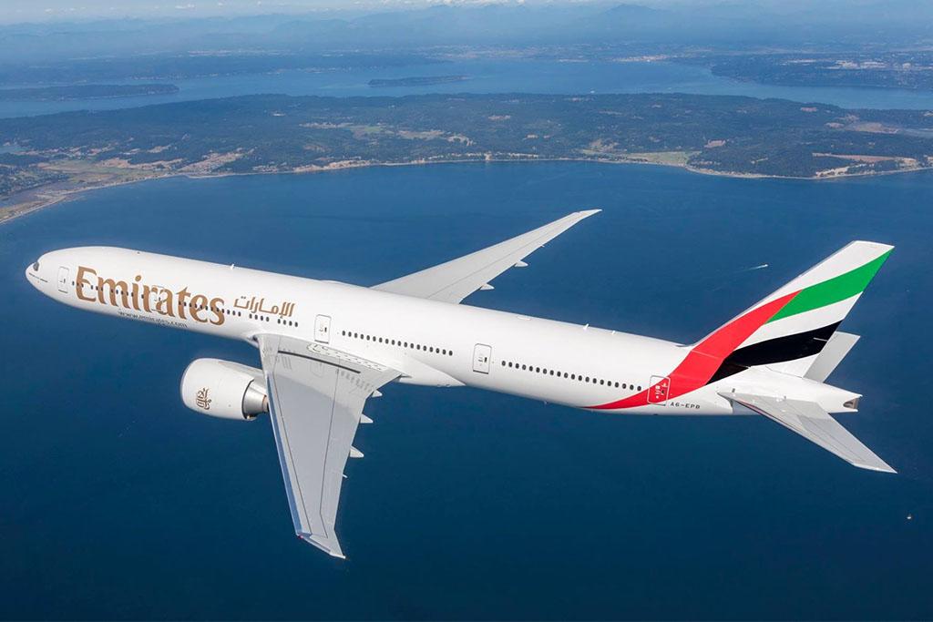Elsőként az újonnan érkező Boeing 777-300ER-eken mutatkozik be az új kabin, de kérdés, hogy a flotta régebbi gépei is megkapják-e az újfajta berendezést (Fotó: Emirates) | © AIRportal.hu