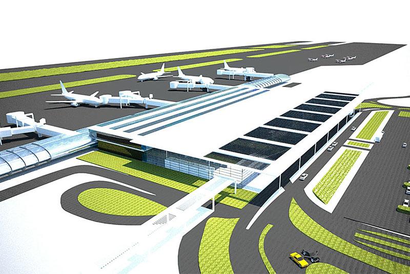 Forrás: Airport Kastelli | © AIRportal.hu