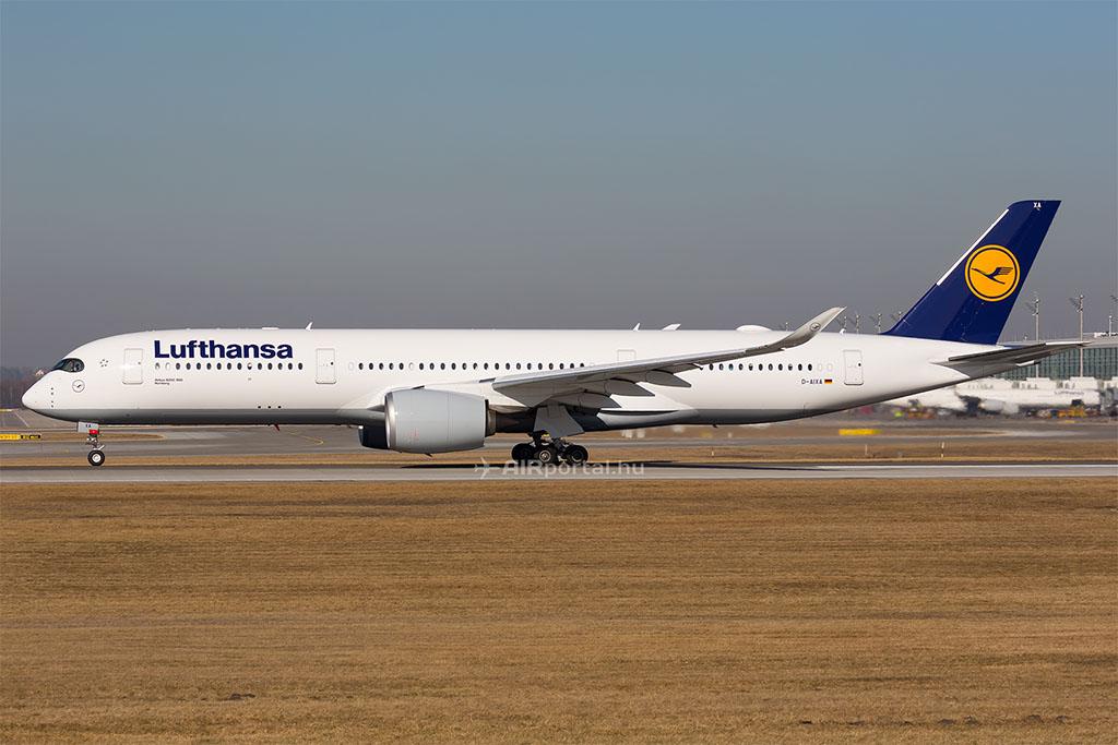 Lehetséges, hogy még több A350-est kér a légitársaság (Fotó: AIRportal.hu) | © AIRportal.hu