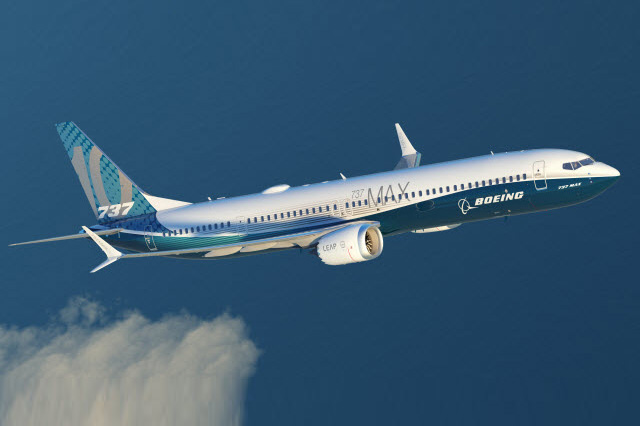 Akár már ma kiderülhet, hogy megvalósítják-e a még hosszabb 737 MAX-ot (Grafika: Boeing) | © AIRportal.hu