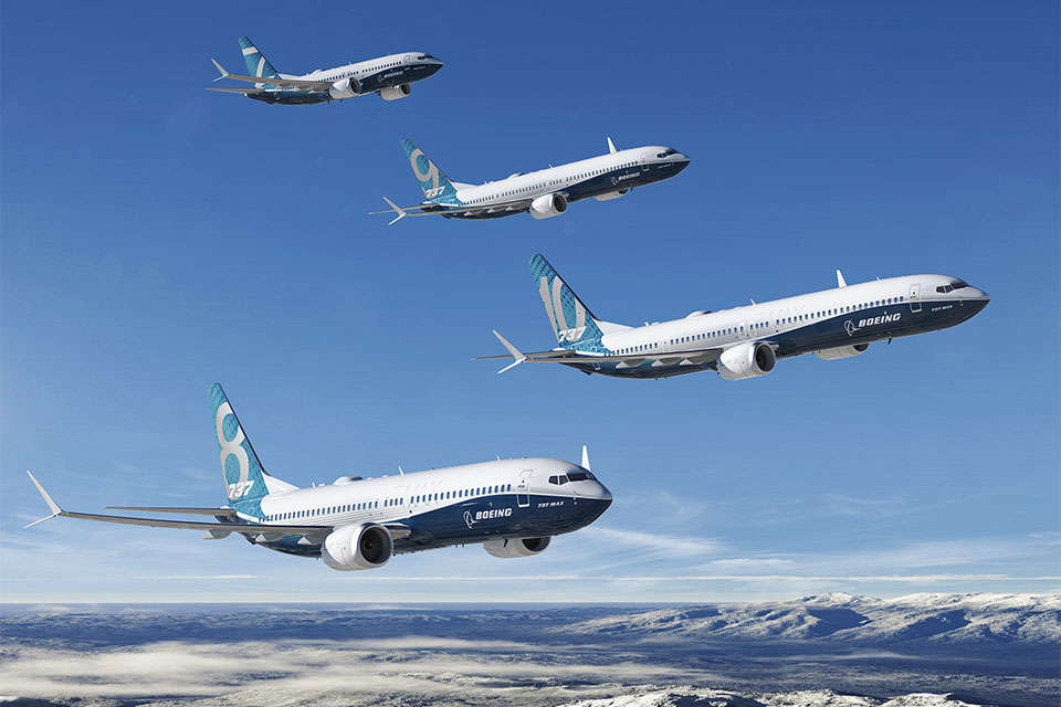 Hatalmas megrendeléseket söpört be a Boeing a Paris Air Show első napján. Elkelt sok 737 MAX 10, első sorban a lízingcégek voltak aktívak, de fogytak a Dreamlinerek is. (Forrás: Boeing) | © AIRportal.hu