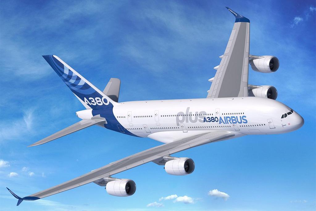 Az Airbus A380plus | © AIRportal.hu