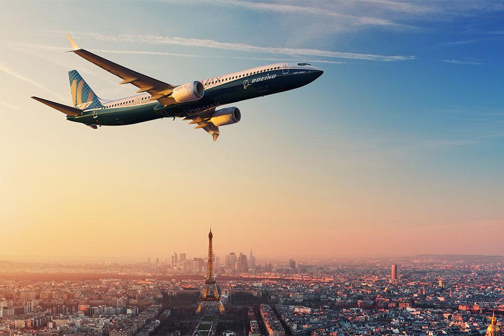 A 737 MAX 10 látványterve (Forrás: Boeing) | © AIRportal.hu