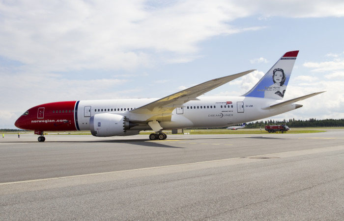 Fotó: Norwegian | © AIRportal.hu