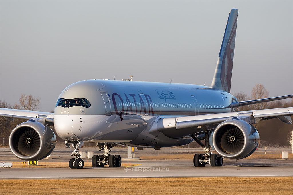 Drasztikus lépésre szánta el magát a katari légitársaság (Fotó: AIRportal.hu) | © AIRportal.hu