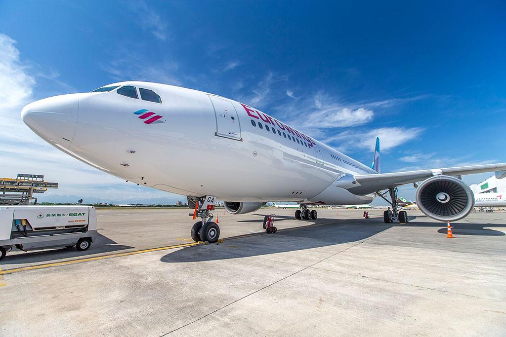 Öt távoli nyaralóhelyre járnak majd a cég A330-asai (Forrás: Eurowings/Facebook) | © AIRportal.hu