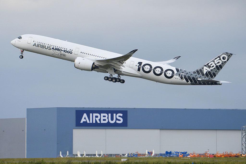 Kérdéses az A350-esek jövője a Unitednél (Fotó: Airbus) | © AIRportal.hu