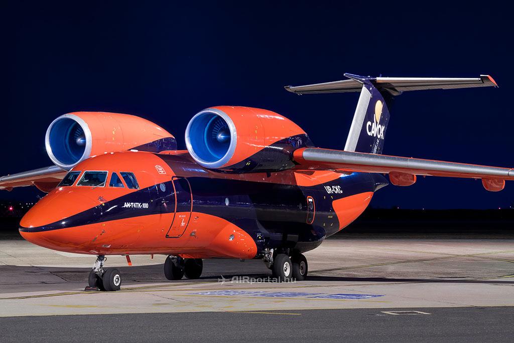 A repülőgép 2013. októberében járt Ferihegyen. (Fotó: AIRportal.hu) | © AIRportal.hu