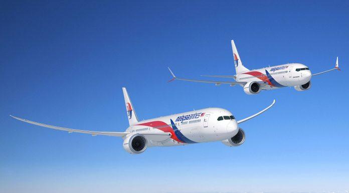 Dreamliner és 737 MAX repülőgépeket rendelt a Malaysia Airlines