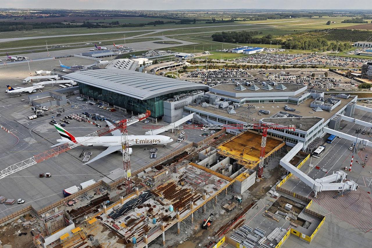 6ae85986f2b9 Több rekordot is megdöntött 2017-ben a Budapest Airport