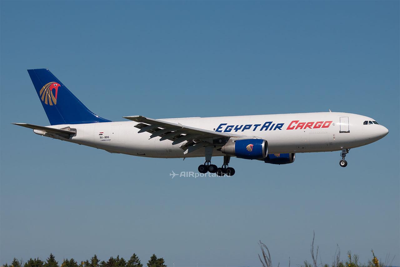 3aca335a8c7a Az EgyptAir Cargonál áll forgalomba az első áruszállítóvá konvertált ...