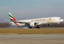 Újra bevezeti az első osztályú kabinterméket az Emirates Budapesten e94e2d5219