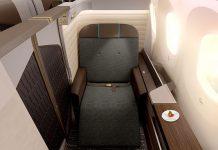Új elsőosztályú kabinok az Oman Air Dreamlinerein dcae9df7fb