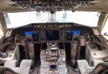 d34ddc921399 Megújulnak a pilótafülkék a UPS gépein