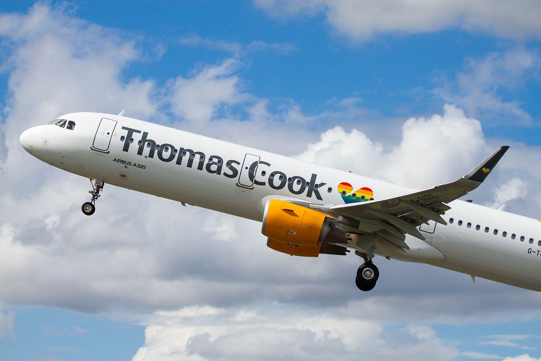 c5406eedd9b1 Agresszív utas miatt szakította meg útját Ferihegyen a Thomas Cook járata