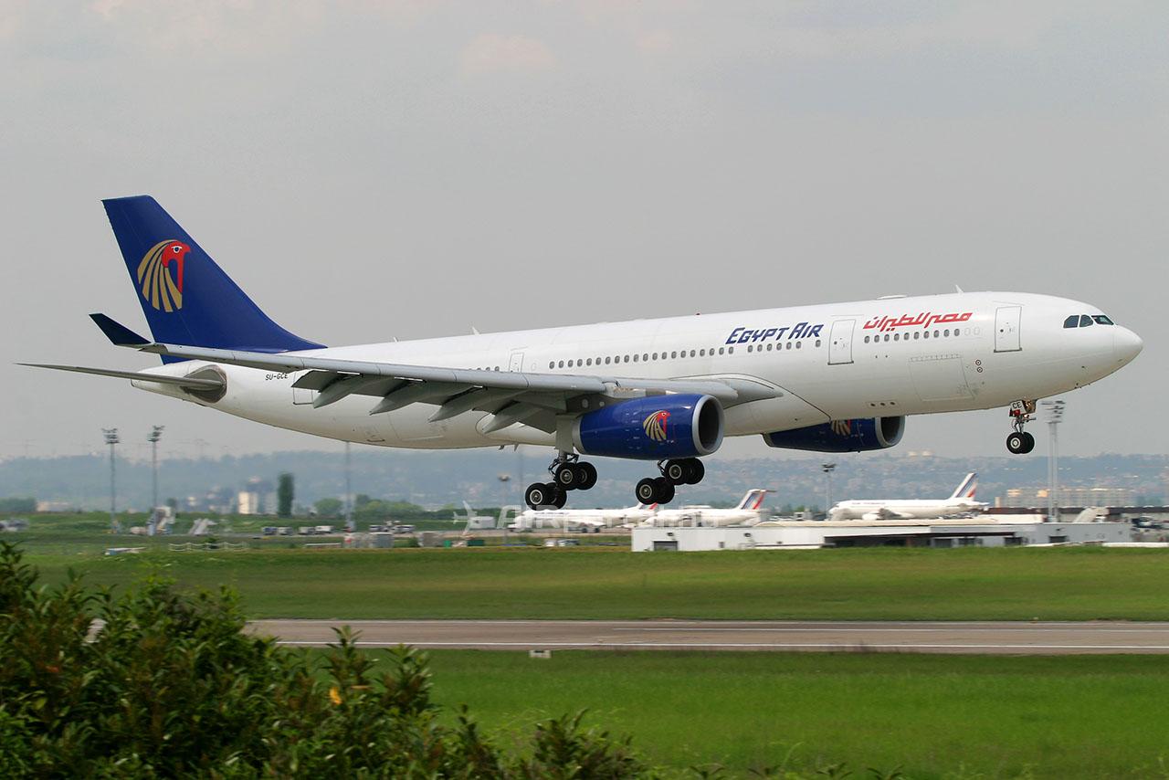 1702e1fc0ca0 Az EgyptAir Cargonál áll forgalomba az első áruszállítóvá konvertált Airbus  A330-200P2F
